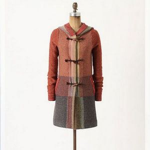 Anthropologie Sparrow Cardigan with toggle button